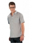 Chemise homme argent