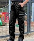 Pantalon Femme action work guard RESULT - noir