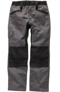 Pantalon industriel gris