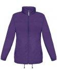 Coupe vent femme violet