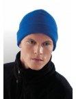Bonnet polaire bleu