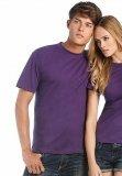 T shirt classic violet