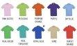 Polo Homme Safran différents coloris