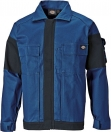 Veste grafter duo tone bleu royal