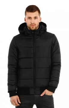 Doudoune Homme Superhood noir