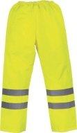 Surpantalon haute visibilité imperméable jaune YOKO