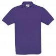 Polo H Safran violet