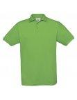 Polo H Safran vrai vert