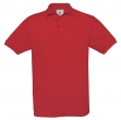 Polo H Safran rouge