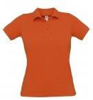 Polo F Safran orange