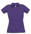 Polo F Safran violet