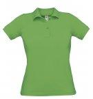 Polo F Safran vert